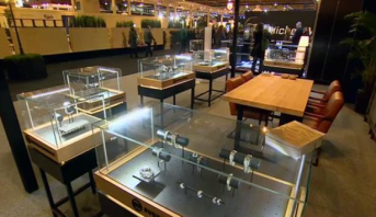 سرقة مجوهرات بقيمة 50 ألف أورو بمعرض السيارات ببروكسل