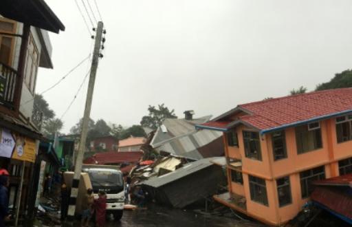 Birmanie: d'importantes inondations ont fait au moins 27 morts