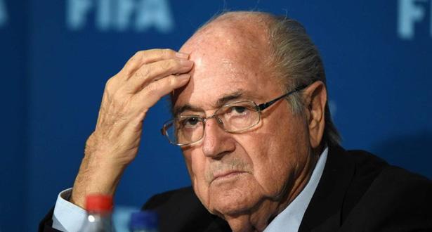Le TAS maintient la suspension de Blatter