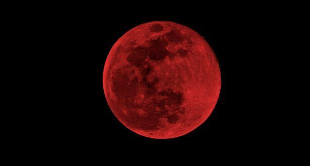 نتيجة بحث الصور عن خسوف القمر
