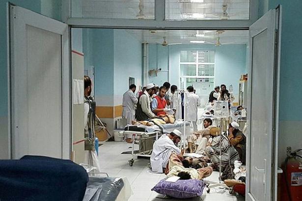 """Bombardement de Kunduz par l'armée américaine: Médecins sans Frontières dénonce un """"crime de guerre"""""""