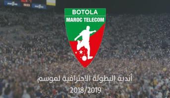 رسميا .. أندية البطولة الاحترافية لموسم 2019/2018