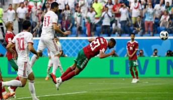 """""""الفيفا"""" : هدف بوحدوز في مرماه يدخل تاريخ المونديال"""