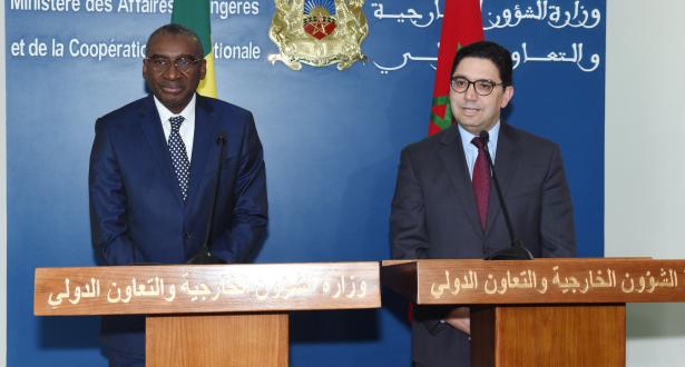 وزير الخارجية السينغالي يؤكد دعم بلاده للمغرب في كل المحافل والمؤسسات الإقليمية والدولية