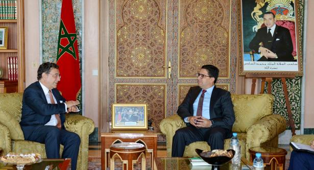Le rôle du Maroc dans la stabilité régionale au centre d'entretiens entre Bourita et le coordinateur de l'UE pour le Sahel