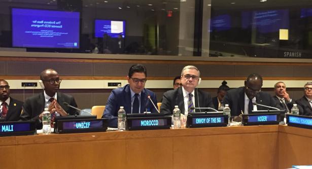 La préparation des échéances bilatérale et multilatérale au menu d'un entretien entre Bourita et son homologue portugais à New York