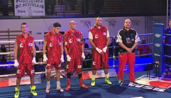 "World Series of Boxing 2017: Les ""Morroco Atlas Lions"" monteront sur le ring face aux ""British Lionhearts"""