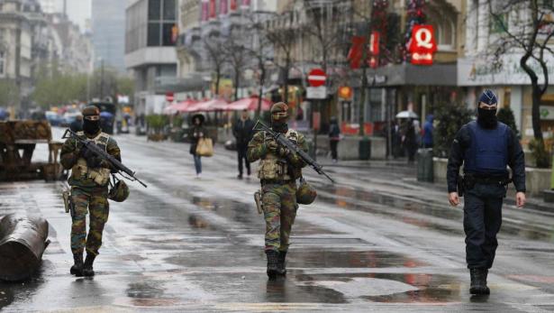L'impact économique de l'alerte terroriste évalué à 52 millions d'euros par jour à Bruxelles