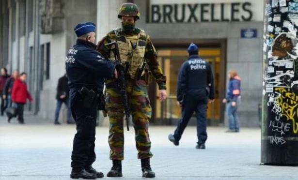 اعتقال خمسة أشخاص يشتبه في علاقتهم بتفجيرالمعهد الوطني لعلم الجريمة في بروكسل