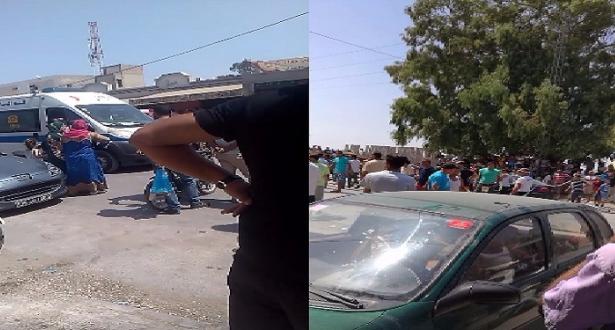تونس .. قتيلان وثلاثة جرحى في حادث سقوط سقف أحد المقاهي