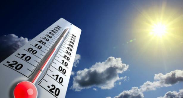 Canicule: la météorologie nationale prévoit de fortes chaleurs du samedi au jeudi