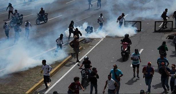 Venezuela: les manifestations hostiles au président Maduro ont fait 55 morts et un millier de blessés (Officiel)