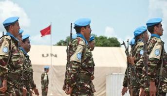 إفريقيا الوسطى.. القبعات الزرق المغاربة يحررون 15 رهينة من المدنيين في عملية مشتركة