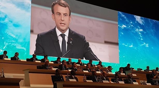 افتتاح أشغال القمة الدولية حول المناخ بباريس