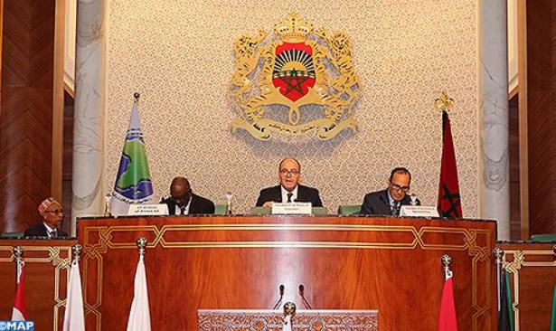 Le Maroc prend la présidence de la Ligue des Conseils de la Choura, des Sénats et des Conseils similaires d'Afrique et du monde arabe