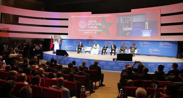 منتدى كرانس مونتانا.. الدعوة إلى بلورة شراكة جديدة بين أوروبا وافريقيا لمحاربة الهجرة غير الشرعية