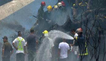 Crash d'avion à La Havane: le bilan passe à 110 morts et trois blessés