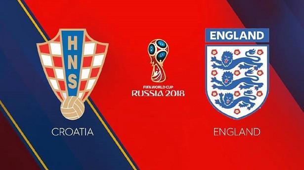 نصف النهائي.. التشكيلتان الرسميتان لمنتخبي انجلترا وكرواتيا
