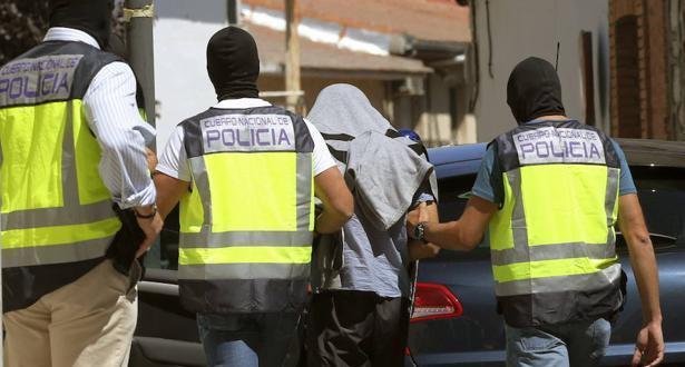 Sebta: découverte d'une cache d'armes appartenant à deux individus arrêtés pour délits de terrorisme