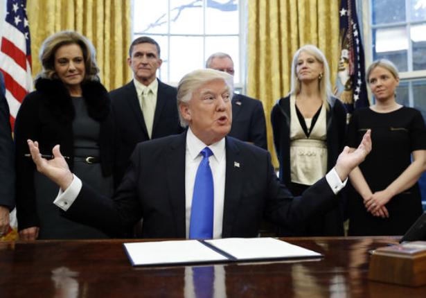 القضاء الاميركي يؤيد تعليق مرسوم ترامب حول الهجرة