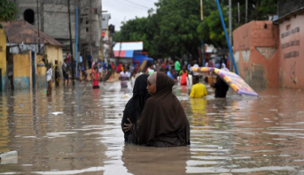 مصرع 18 شخصا في إعصار قوي ضرب القرن الإفريقي