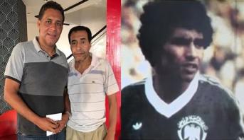 """الحداوي ينشر صورة رفقة الراحل الظلمي يوما قبل وفاته ويدلي بشهادة مؤثرة حول """"المايسترو"""""""