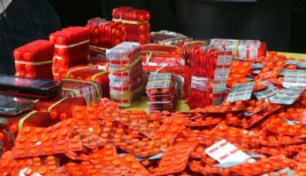 طنجة .. إجهاض عملية كبيرة لتهريب الأقراص المهلوسة نحو المغرب