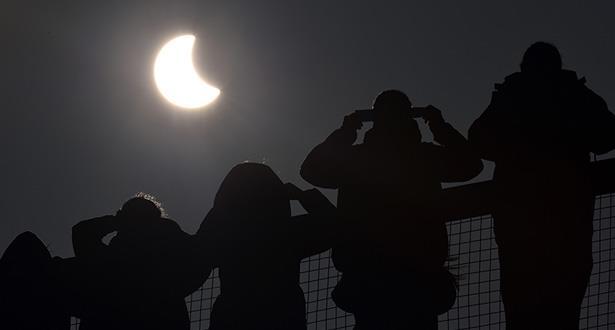 كسوف الشمس سيبث على الهواء مباشرة من مناطيد للمرة الأولى في أمريكا