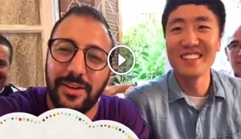 فيديو طريف .. إيكو يشتغل مترجما من اللغة الكورية إلى الدارجة المغربية