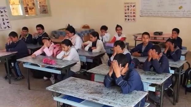 """Le Roi Mohammed VI plaide pour une réforme de l'enseignement dans le cadre d'un """"contrat national contraignant"""""""
