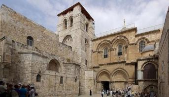 إغلاق كنيسة القيامة في القدس احتجاجا على فرض إسرائيل ضرائب