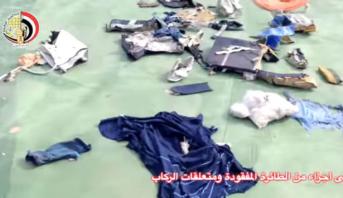 صحيفة فرنسية : الطائرة المصرية المنكوبة أطلقت 17 إنذارا قبل أن تتحطم