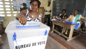 Côte d'Ivoire : les municipales et régionales fixées au 13 octobre prochain