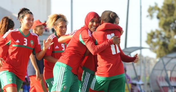 Qualifications Mondial-2018 (Juniors dames): Les Lionçonnes de l'Atlas s'imposent face au Sénégal