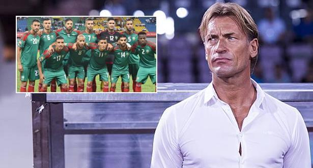 رونار يستدعي لاعبا من البطولة الاحترافية لمواجهة هولندا والكاميرون