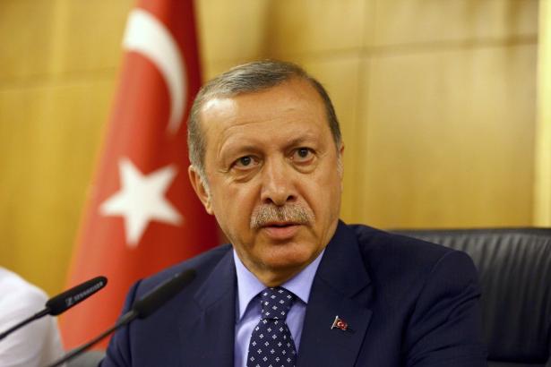 إردوغان يعلن بدء العملية العسكرية في عفرين بسوريا