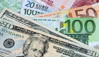 قفزة مهمة للدولار وخسارة هي الأطول لليورو منذ 2015