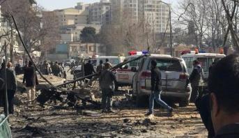"""""""Daech"""" revendique l'attaque sur l'Académie militaire d'Afghanistan"""