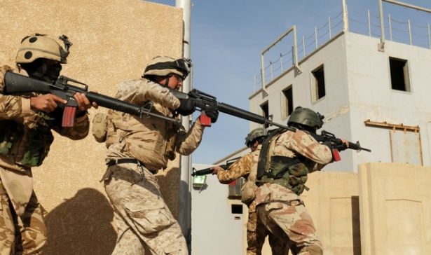القوات العراقية تتوغل في الفلوجة وتقتل 30 إرهابيا