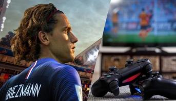 """لعبة الفيديو """"فيفا 18"""" تكشف عن بطل العالم """"إلكترونيا"""""""
