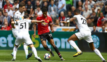 Angleterre - 2e journée: Manchester United écrase Swansea