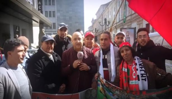 """فؤاد الحناوي ينقل الأجواء من تورينو قبل مباراة """"الأسود"""" وصربيا"""