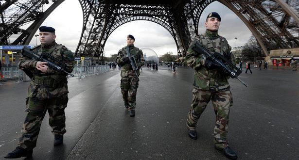 """إحباط 12 اعتداء """"إرهابيا"""" في فرنسا هذا العام"""
