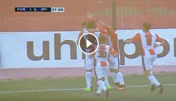 فيديو .. الفتح الرياضي يتفوق بميدانه على اتحاد طنجة