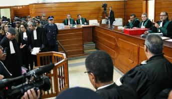 """المحكمة استمعت إلى غاية الثلاثاء إلى 15 متهما في أحداث مخيم """"اكديم إزيك"""""""
