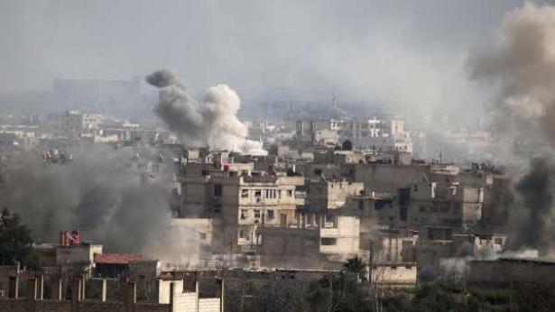 أطراف النزاع في سوريا تتجاهل قرار مجلس الأمن والحصيلة مقتل 21 مدنيا في الغوطة