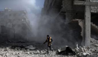 Syrie: plus de 500 civils tués en sept jours de raids sur la Ghouta