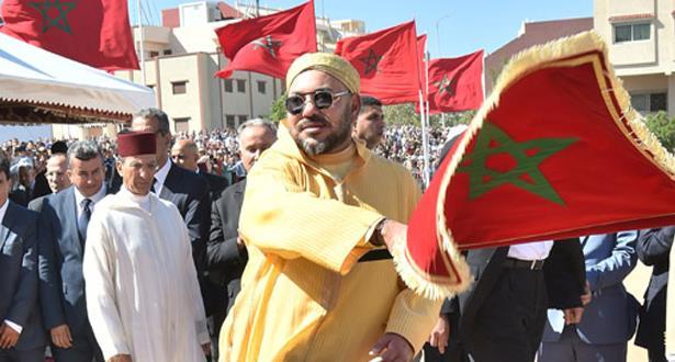 """برنامج """"طنجة الكبرى"""".. الملك محمد السادس يعطي انطلاقة البرنامج المندمج لتأهيل حي طنجة البالية"""