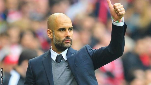 Officiel: Pep Guardiola à Manchester City cet été