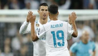 حكيمي يعود إلى قائمة ريال مدريد بعد غيابه عن الديربي